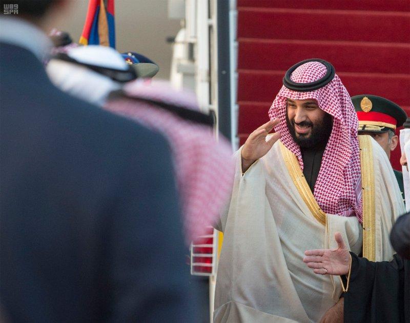 هناك شيء ضخم يحدث في الشرق وإصلاحات ولي العهد السعودي ستغير العالم