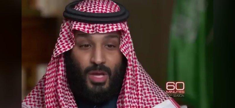 ولي العهد: يتوعد إيران و يُشبه خامنئي بـــ … التفاصيل