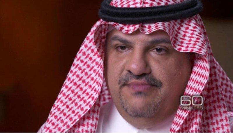 """آل الشيخ"""" يكشف لقناة أمريكية ما حدث في """"الريتز"""": كنا قلقين من هذا الأمر"""