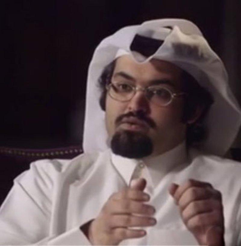 """المعارض القطري """"الهيل"""": هؤلاء من يحكمون قطر و تميم هذا وضعه!"""