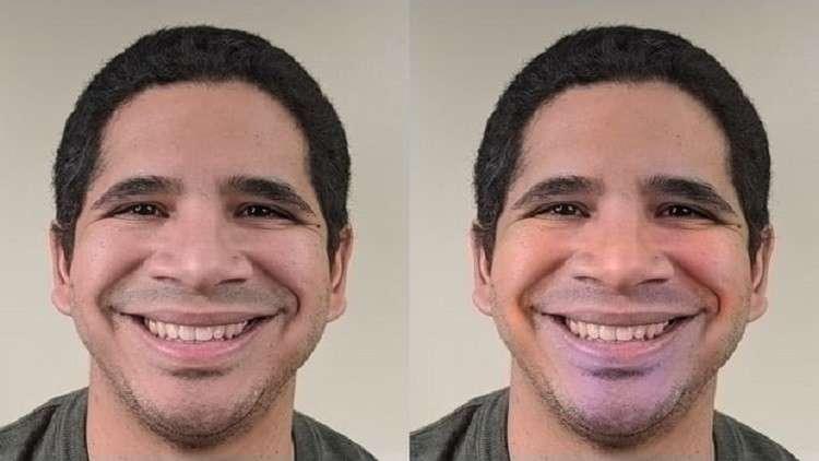 لون الوجه يكشف المشاعر الحقيقية رغم إخفائها