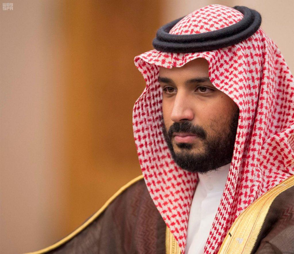 أول تصريح لولي العهد على صواريخ الحوثي