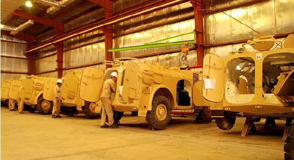 وظائف شاغرة في المؤسسة العامة للصناعات العسكرية
