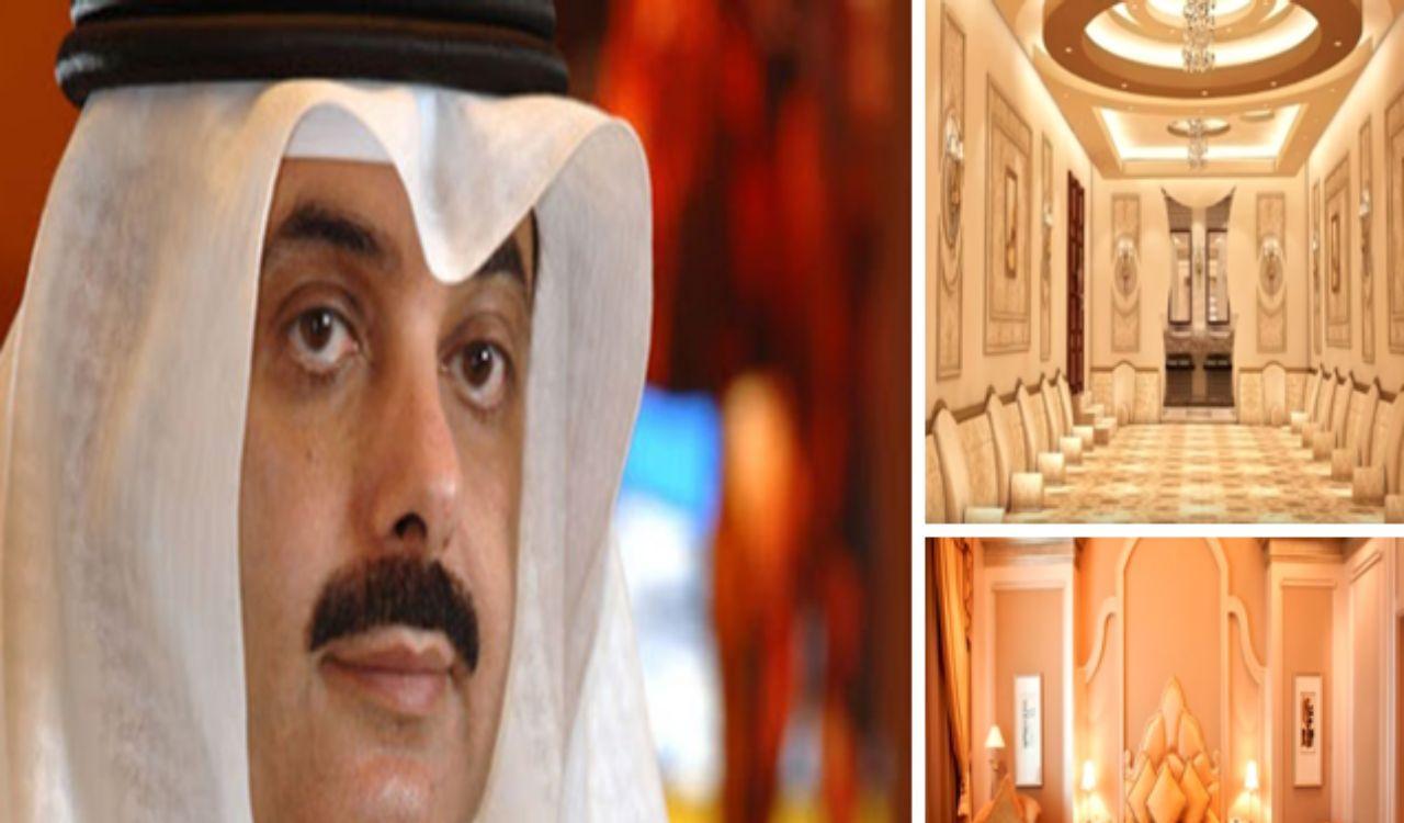 شاهد: قصر الملياردير السعودي معن الصانع وطائرته الخاصة من الداخل في الخبر