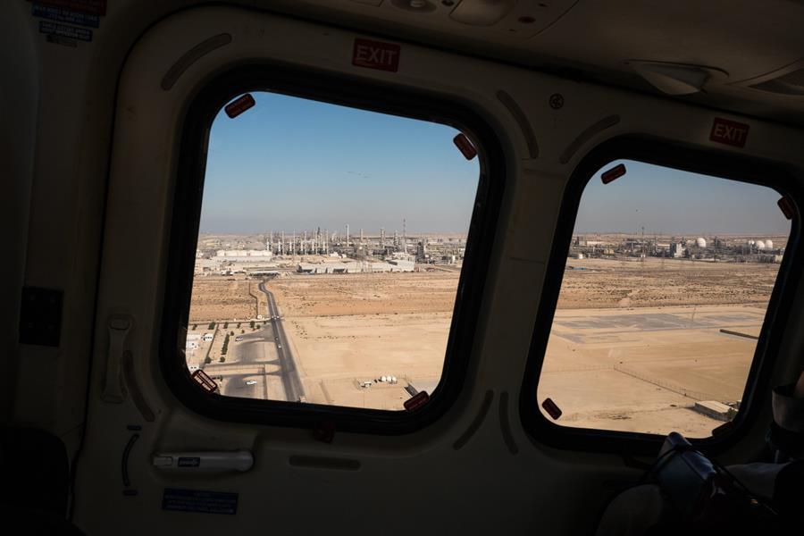"""""""هاكرز"""" محترفون حاولوا تفجير مصنع سعودي للكيماويات قبل 7 أشهر"""