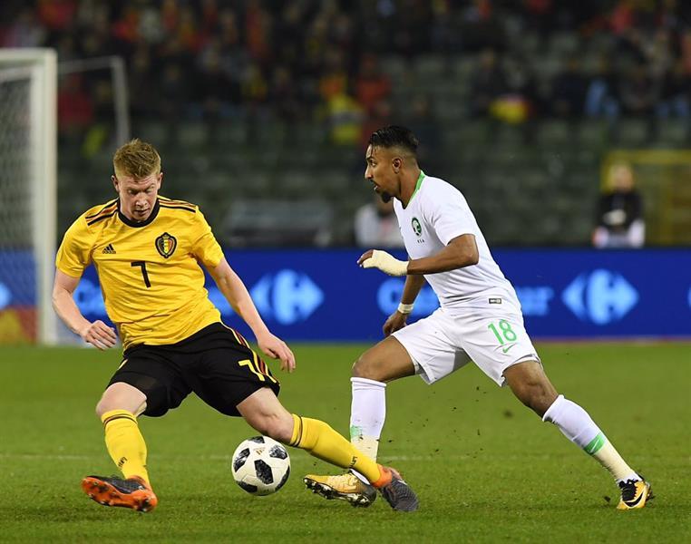 بالفيديو.. بلجيكا تفوز على المنتخب و غضب جماهيري بسبب أداء المنتخب