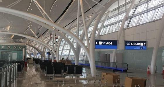 بالصور.. مطار الملك عبدالعزيز الجديد بانتظار افتتاح خيالي