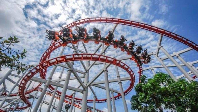 """تعرف على مراحل مشروع القدية.. البداية من مدينة المغامرات والألعاب المثيرة """"Six Flags"""""""