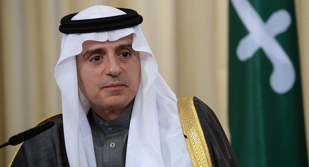 الجبير: على قطر دفع ثمن وجود القوات الأمريكية في سوريا.. قبل أن يلغي ترامب الحماية عنهم