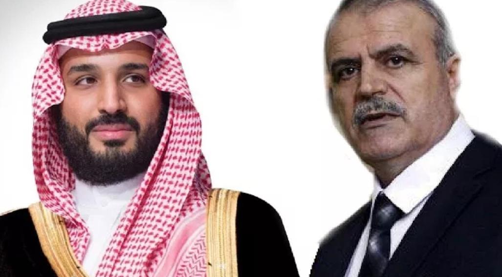بالفيديو تصريح قوي من رئيس المعارضة السورية عن المملكة العربية السعودية