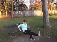 بالفيديو  تمارين تزيل «الكرش» وتبرز عضلات البطن