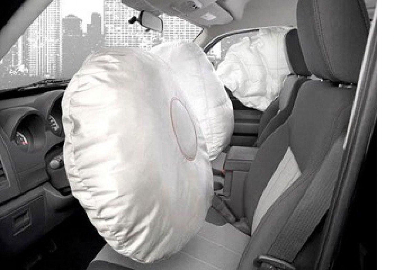 كيف ينتفخ «الكيس الهوائي» بالسيارة بسرعة هائلة في حالة الاصطدام؟