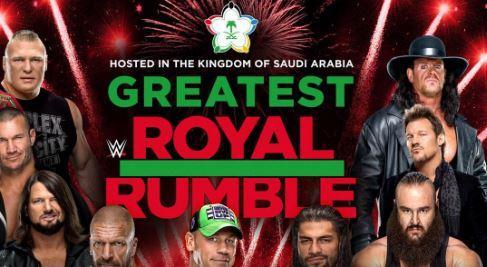 """مواجهات من العيار الثقيل في عرض """"WWE"""" المرتقب بجدة  والسعر يفاجئ الجميع"""