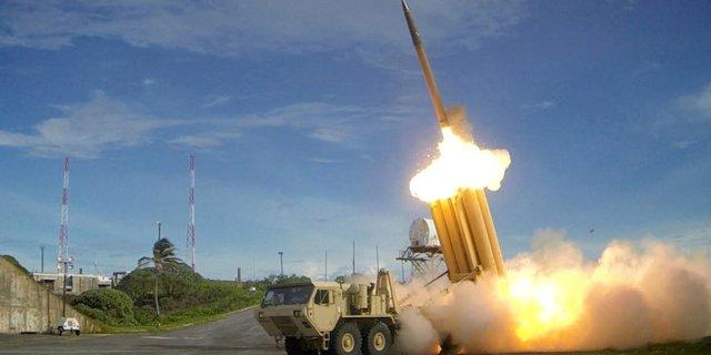 المملكة تتسلم صواريخ ثاد الأميركية المتطورة.. قريباً