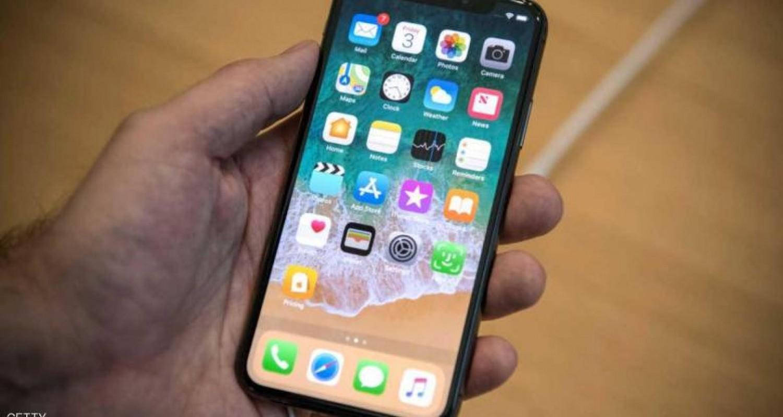 تطبيق يمنع تأثيرات حرق شاشة «آي فون إكس»