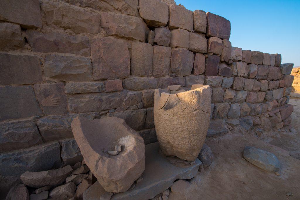 العثور على جرة عملات من القرن الأول الميلادي في نجران