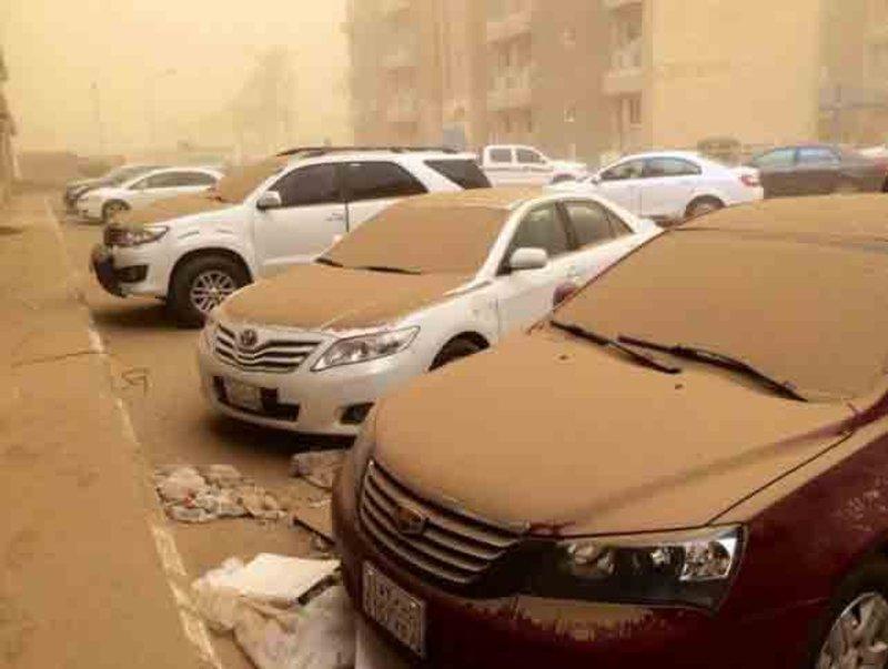 بالفيديو.. المسند: العواصف الغبارية قد تمتد للعشر الأواخر من رمضان