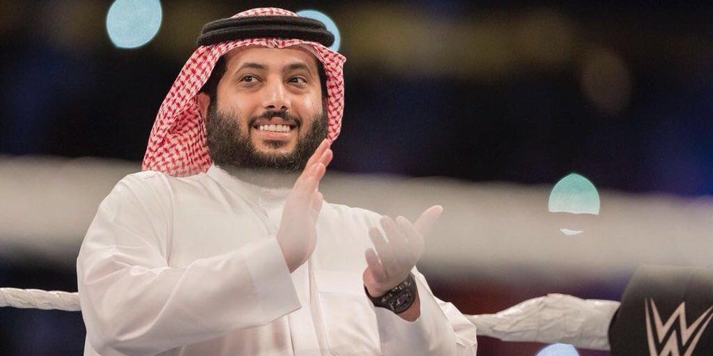 تركي آل الشيخ يعتذر عن الاستمرار في الرئاسة.. ويوضح السبب