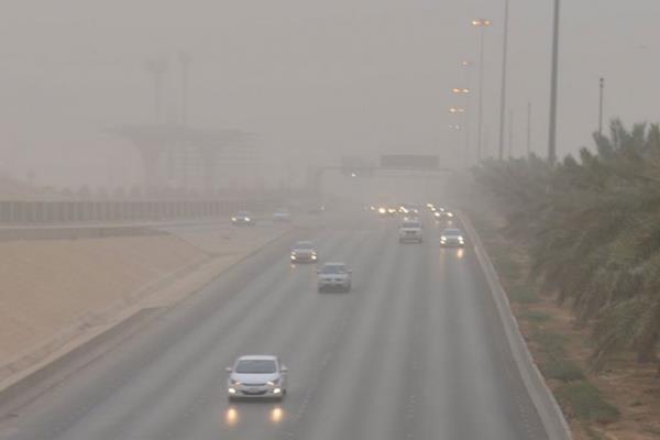 """""""الأرصاد"""" تحذر من تقلبات جوية ستشهدها معظم مناطق المملكة خلال الخمسة أيام القادمة"""