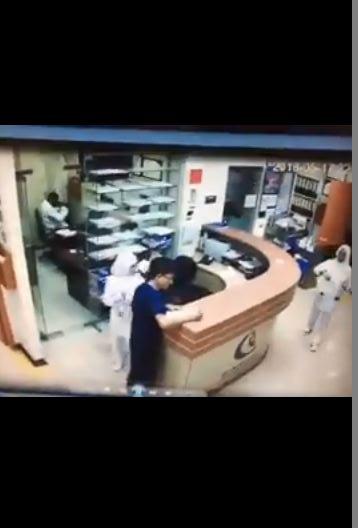 القبض على طاعن الممارس الصحي بالمدينة .. التفاصيل