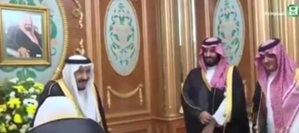 شاهد الملك سلمان مخاطب امراء المناطق: اتقوا الله في المواطن والمقيم