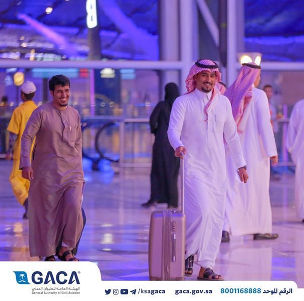 بالصور.. شاهد مطار  الملك عبدالعزيز الدولي بجدة الجديد..