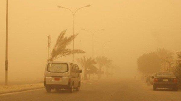 """""""الأرصاد"""" تصدر تنبيهات بتعرض بعض مناطق المملكة للأمطار والرياح المثيرة للأتربة"""