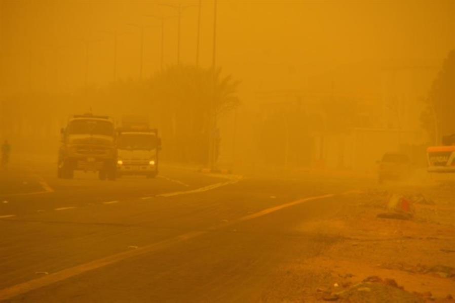 """""""الأرصاد"""" تصدر تنبيهات بشأن الحالة الجوية في الرياض والمدينة وعسير والحدود الشمالية"""