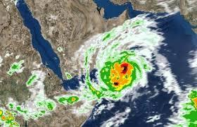 هذه المناطق ستتأثر بإعصار ميكونو حتى الثلاثاء المقبل