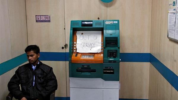 """فئران تلتهم 18 ألف دولار داخل ماكينة صراف في الهند """"صور"""""""