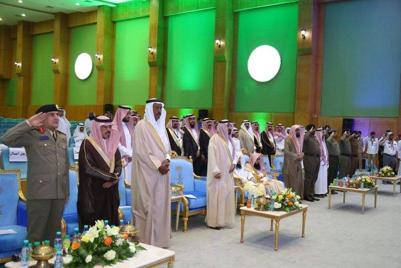 رئيس المجلس الأعلى للقضاء يوجه بالتحقيق مع قاضيين لم يقفا عند تأدية السلام الوطني في إحدى المناسبات الرسمية