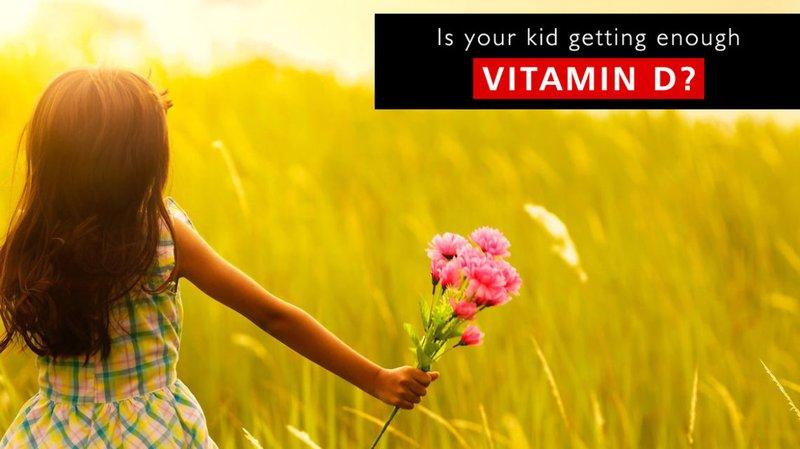 """""""الشريك الصامت"""" .. 3 طرق لحصول أطفالكم على فيتامين """"د"""""""
