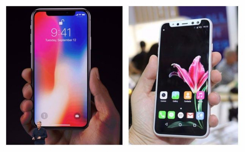 «هاتف صيني» بمزايا تتفوق على «آيفون X»