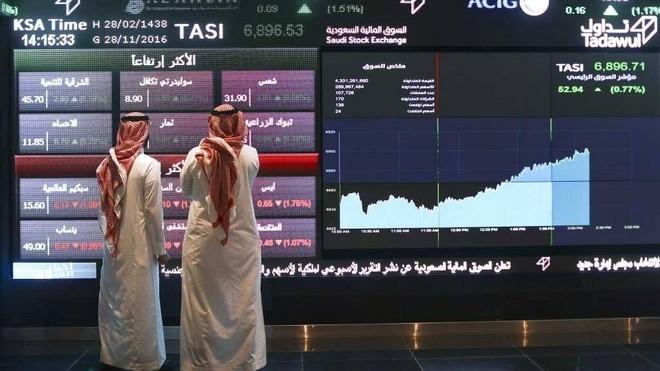 مؤشر سوق الأسهم السعودية يغلق مرتفعًا عند مستوى 8406.90 نقطة