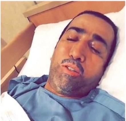 وعكه صحيه تدخل الفنان فايز المالكي الى المستشفى