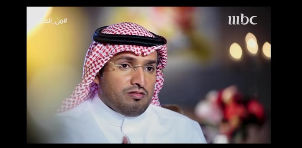 شاهد كيف تصرف مشعل الكثيري بعد كسب مناقصة مترو الرياض