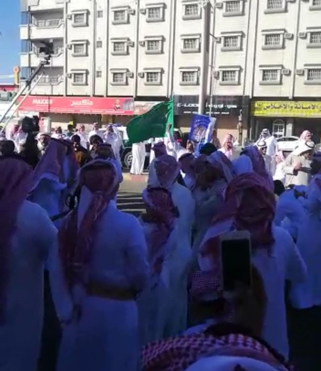 عيد السعودية حتى لو منتخبنا منهزم ٥
