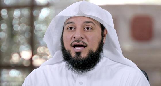 """"""" العريفي """" يوضح حكم جمع الريق وبلعه في نهار رمضان"""