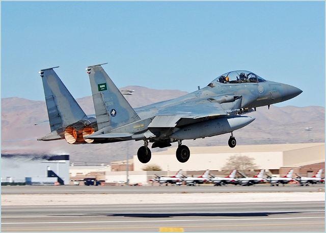 بوينغ إف -15SA ذات القدرات الفائقة تنضم لأسطول القوات الجوية السعودية