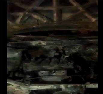 الإطاحة بشابين أحرقا سيارة مواطنة عمدًا بجموم مكة