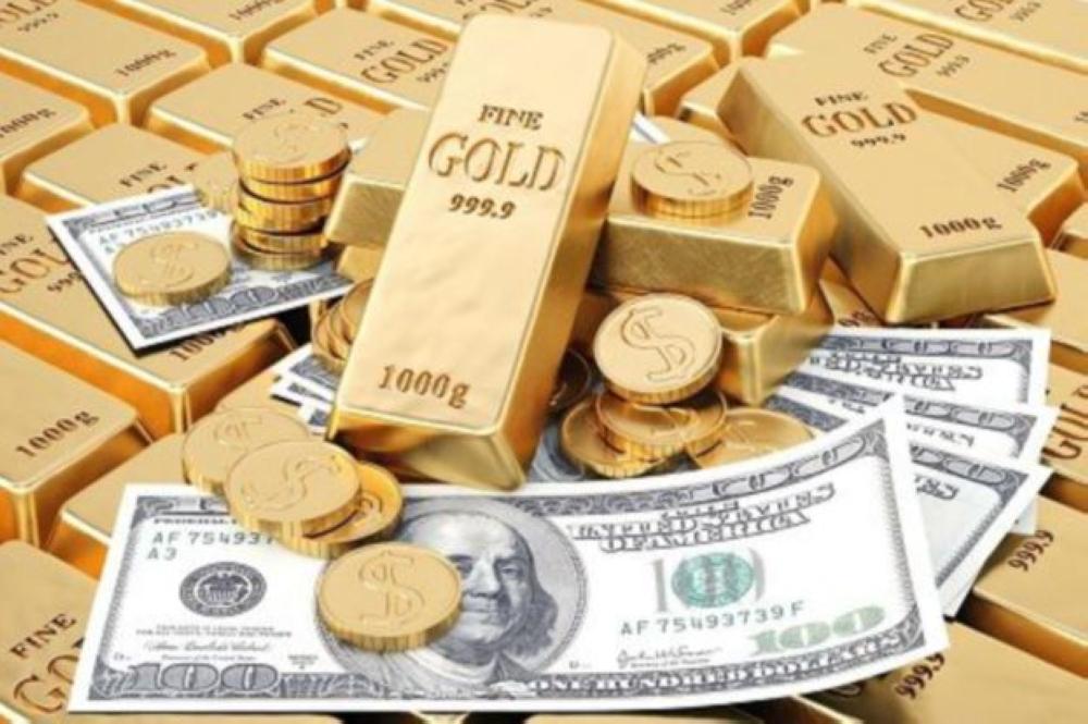 انخفاض أسعار الذهب بفعل صعود الدولار