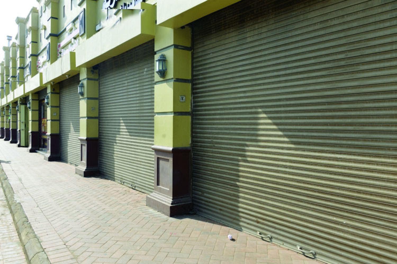 مختصون: 20% من محلات التجزئة تواجه خطر الإغلاق