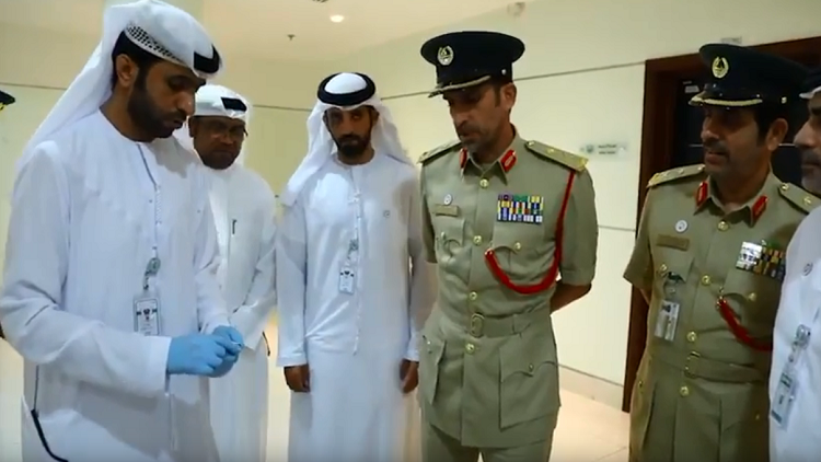 دبي تسترد ألماسة مسروقة قيمتها 20 مليون دولار! (صورة)