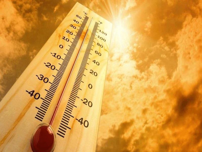 """""""الأرصاد"""" تحدد أكثر الأشهر حرارة في الصيف.. وتوضح: ستصل الدرجات إلى منتصف الخمسينات"""