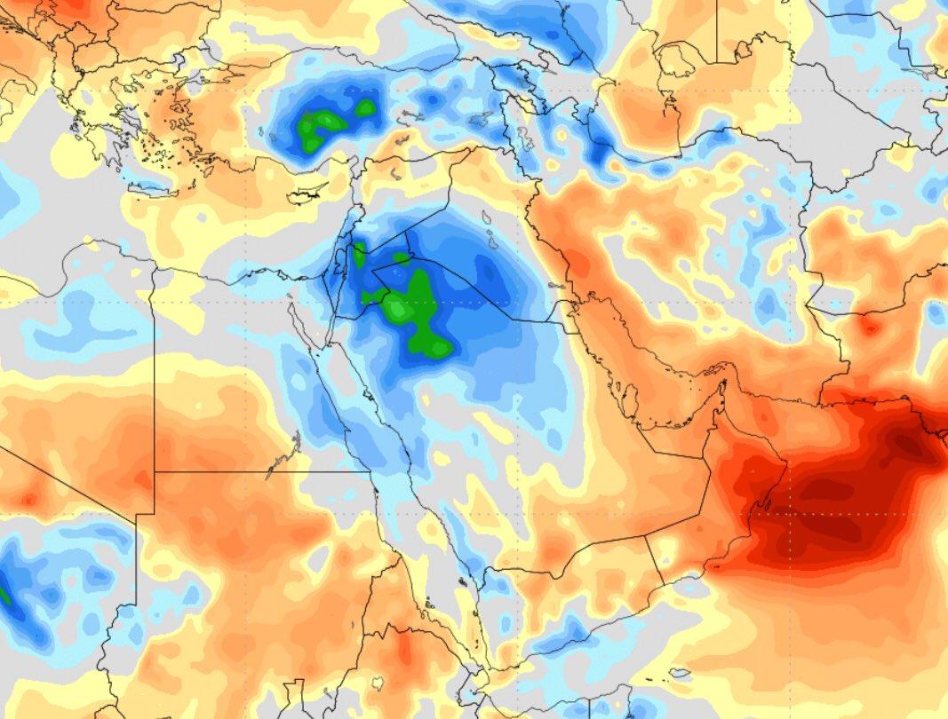 من الليلة.. انخفاض ملحوظ في درجات الحرارة بهذه المناطق