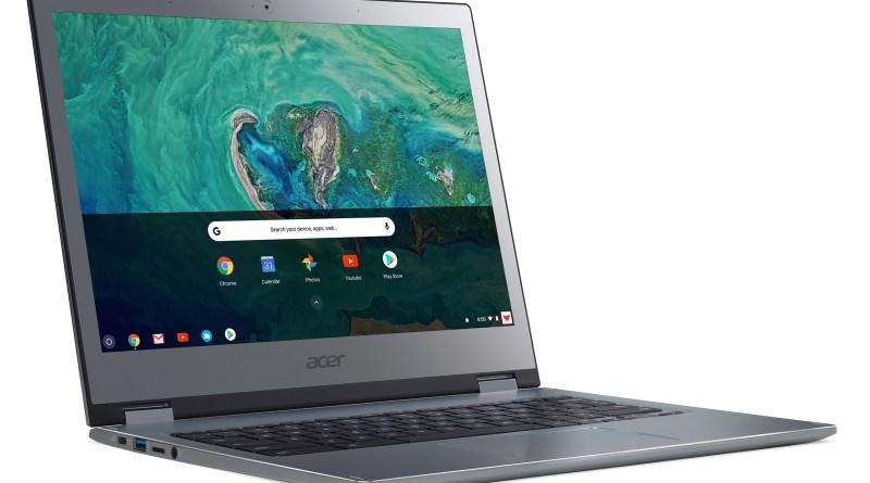 آيسر تطلق لابتوب Chromebook 13 و Spin 13 بالأسواق