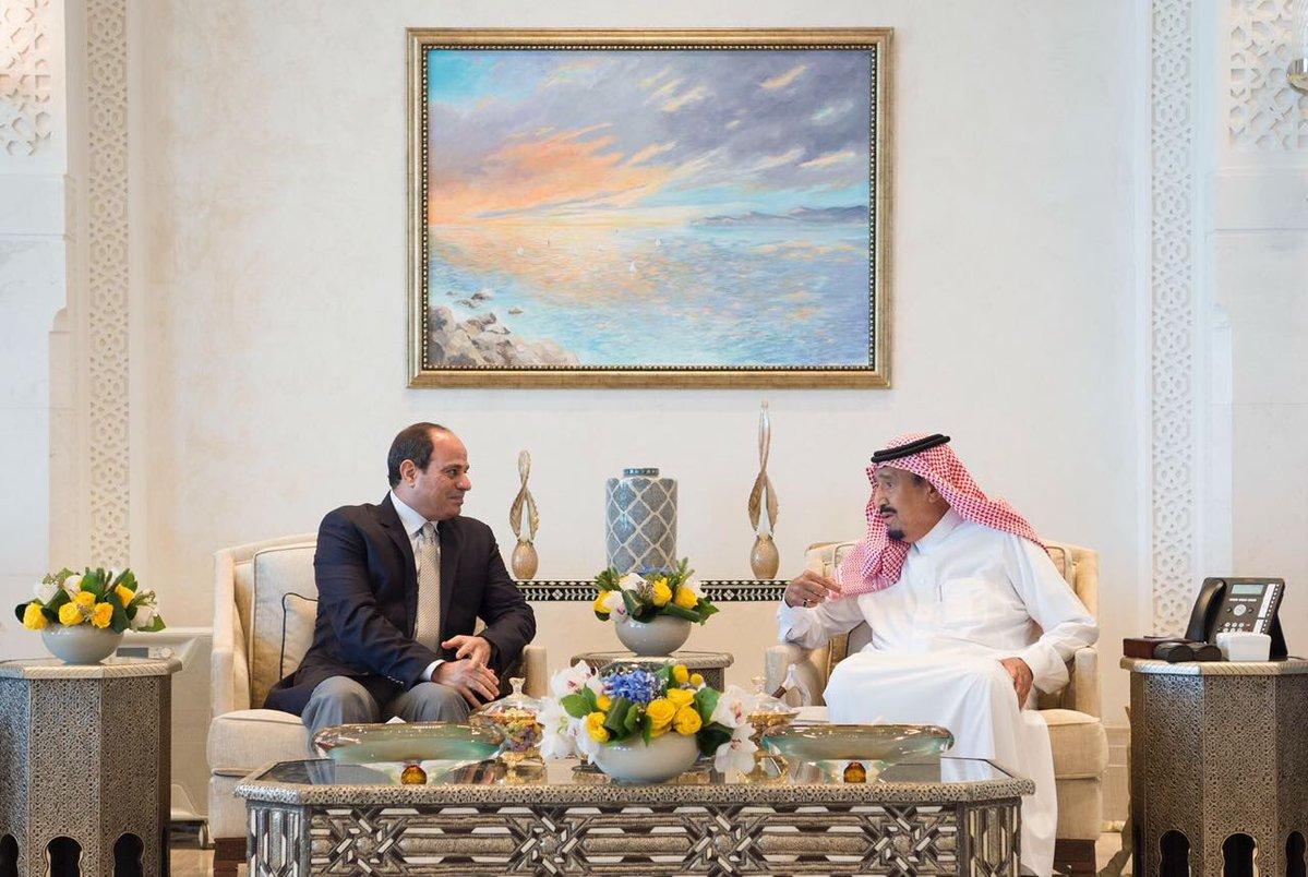 نيوم تشهد أول قمة سعودية – مصرية