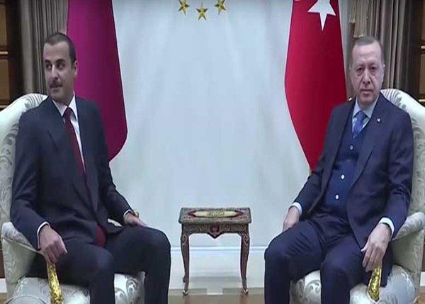 الدوحة ترضخ لأنقرة .. مليارات الشعب القطري في جيب أردوغان