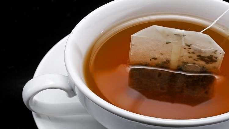خبراء: احذروا أكياس الشاي!