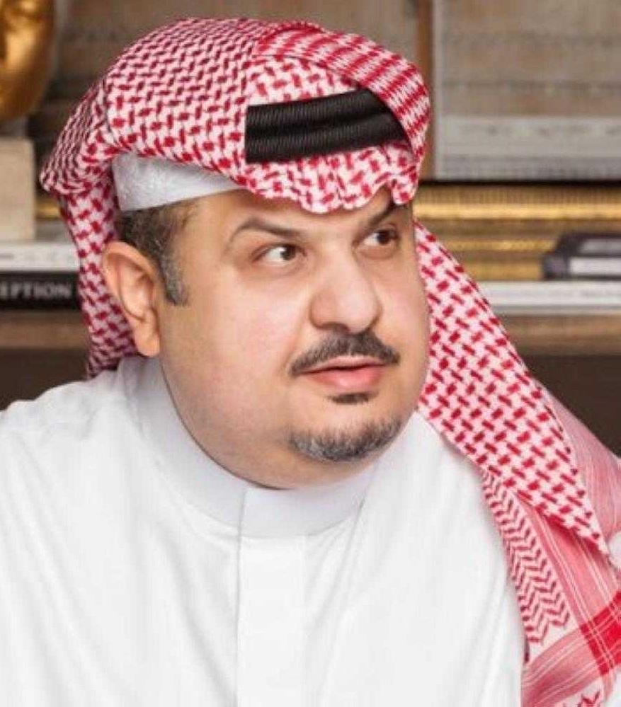 عبدالرحمن بن مساعد يتعرض لسرقة في أوروبا ويحذر متابعيه